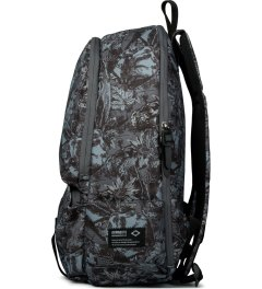 Brownbreath Black SYM Pattern Civitas Backpack Model Picutre