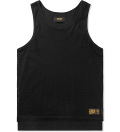 10.Deep Black Rude Boy Tank Top Picutre