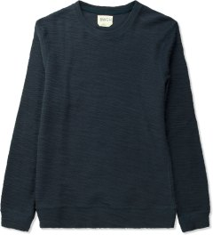 BWGH Navy Trust Sweater Picutre