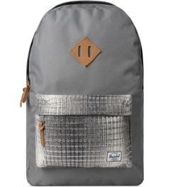 Herschel Supply Co. Grey Cabin Heritage Backpack Picutre
