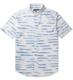 ONLY White Barracuda S/S Shirt Picutre