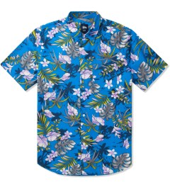 Stussy Blue Paradise Shirt Picutre