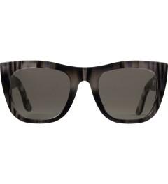 Etudes RETROSUPERFUTURE x Etudes Gals Super Manuel B&W Sunglasses Picutre