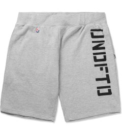 Undefeated Heather Grey All Good Sweatshorts Picutre