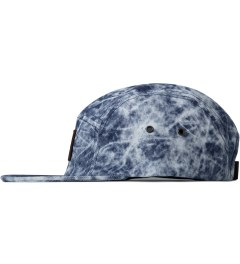 The Hundreds Blue Acid 5-Panel Model Picutre