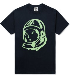 Billionaire Boys Club Peacoat/Paradise Green S/S Helmet T-Shirt Picutre