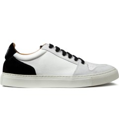 "ami Black Baskets ""AMI"" Low Sneakers Picutre"