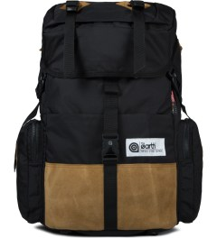 The Earth Black OD-30L. Rucksack Backpack Picutre