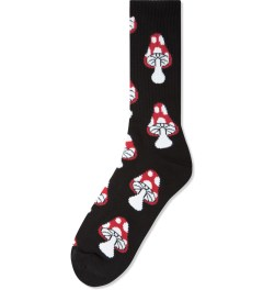 HUF Black Magic Crew Socks Picutre