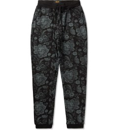 10.Deep Black DVSN Sweatpants Picutre