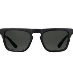 Stussy Matte Black/Black Louie Sunglasses Picutre