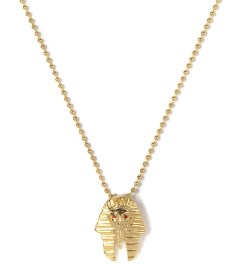 The Sneaker Studio Gold Micro King TUT Piece Necklace Picutre