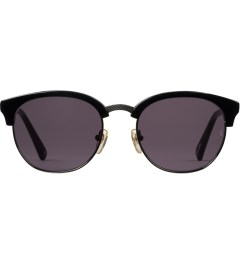 SUNDAY SOMEWHERE Black Kendall Sunglasses Picutre