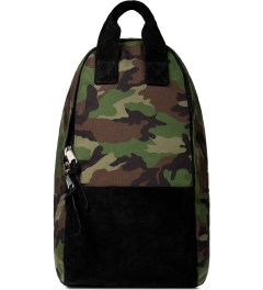 Buddy Camo Jungle Ear Long Backpack Picutre