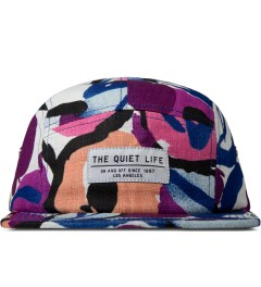 The Quiet Life Mixed Abstract 5-Panel Cap Picutre