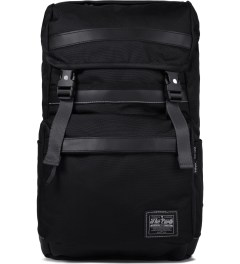 The Earth Black Black Label New Disaster Backpack Picutre