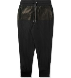 Blood Brother Black Track Jogger Pants Picutre