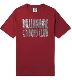 Billionaire Boys Club Chili Pepper S/S Straight Logo T-Shirt Picutre