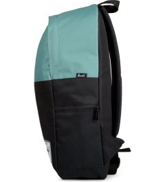 Herschel Supply Co. Black/Seafoam Jasper Backpack Model Picutre