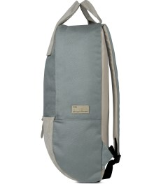 Buddy Grey Ear Long Backpack Model Picutre