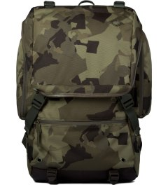 Brownbreath Newsboy Camo Resistance Backpack Picutre