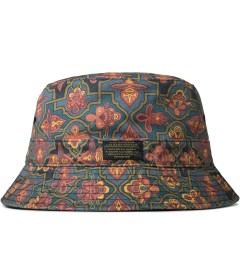 10.Deep Navy/Tan Thompson Alhambra Bucket Hat Picutre