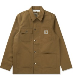 Carhartt WORK IN PROGRESS Hamilton Brown Claim Coat Picutre