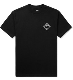 CLUB 75 HUF x Club 75 Black T-Shirt Picutre