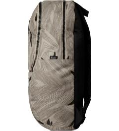 Herschel Supply Co. Geo/Black/Black Rubber Nelson Backpack Model Picutre