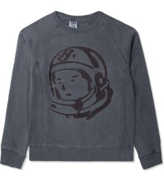Billionaire Boys Club Black L/S Large Helmet Sweater Picutre
