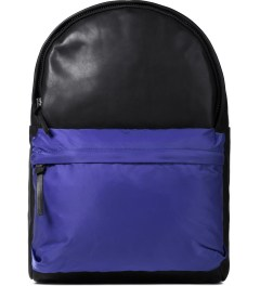 SILENT Damir Doma Vintage Black/Blue Bay Backpack Picutre