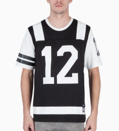 Hall of Fame Black Namath New Vintage Jersey Model Picutre