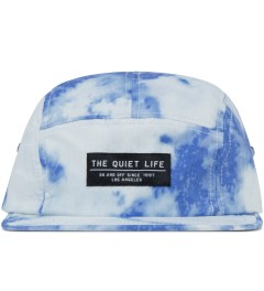 The Quiet Life Blue Nylon Bleach 5-Panel Cap Picutre