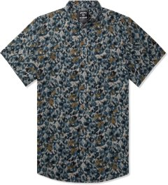 Grand Scheme Blue Monet S/S Shirt Picutre
