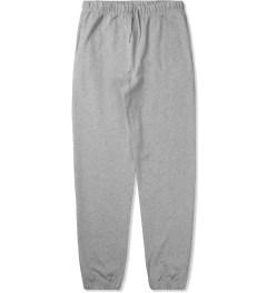 SUNSPEL Grey Melange Track Pants Picutre