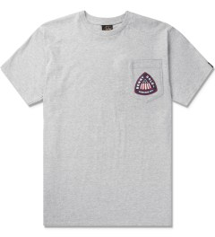 Benny Gold Heather Grey Airborne Div. T-Shirt Picutre