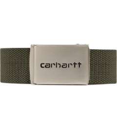 Carhartt WORK IN PROGRESS Cypress Chrome Clip Belt Picutre