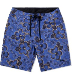 Stussy Blue Gold Flake 8.5 Trunk Picutre