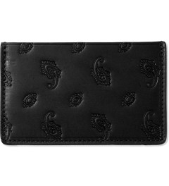 Carhartt WORK IN PROGRESS Black Edwards Wallet Picutre
