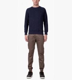 Publish Maroon Newkirk Pants Model Picutre
