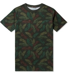 UNYFORME Dark Green Mulberry T-Shirt Picutre