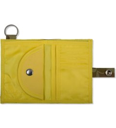 Penfield Duck Camo Welbourne Bi-Fold Wallet Model Picutre