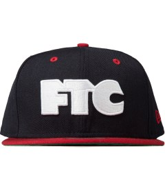 FTC Navy New Era Snapback Cap Picutre