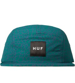 HUF Jade Quake Volley 5-Panel Cap Picutre