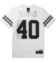 40 oz NYC White 40 Jersey Picutre