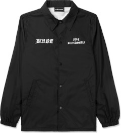 The Hundreds Black Ruthless Jacket Picutre