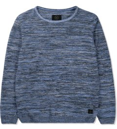 Ucon Federal Blue/ Melange Lionel Sweater Picutre