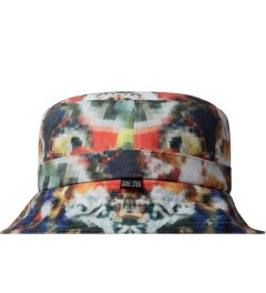 Hall of Fame Gatti Sublimation Bucket Hat Model Picutre