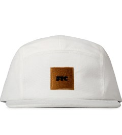 FTC White Camp Cap Picutre