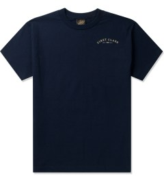 Benny Gold Navy Airway T-Shirt Picutre